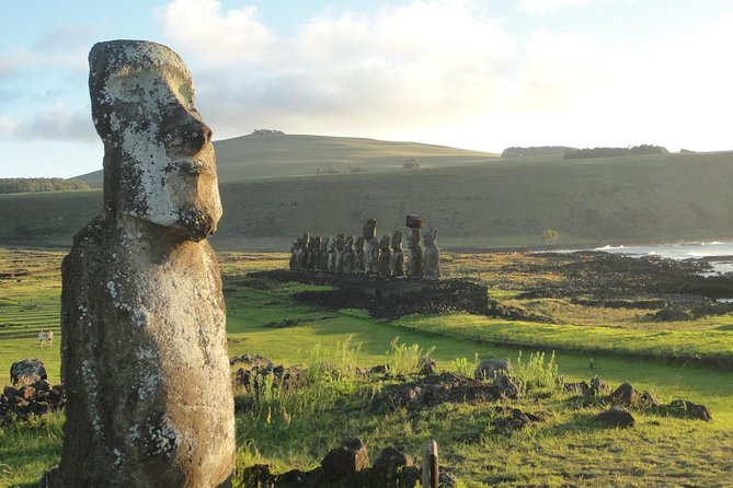 Private Full Day Tour Easter Island - Archeological sites