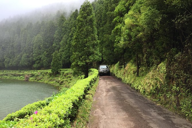 Seize your day in São Miguel with a 4WD private tour