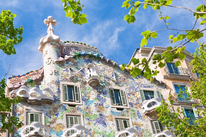Gaudi's Casa Batlló Admission Ticket with Smart Guide