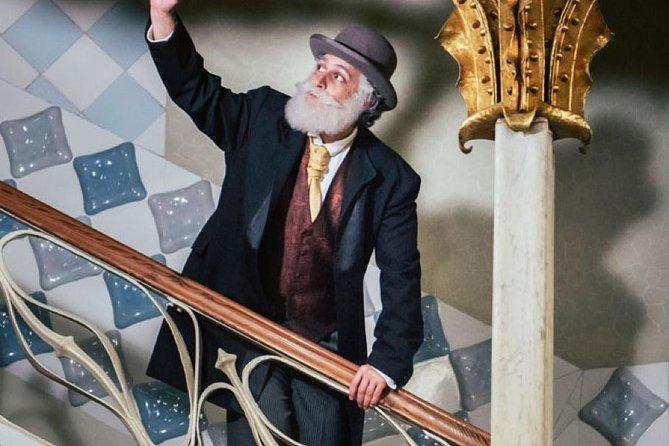 Hoppa över linjen: Upptäck Casa Batllo med Gaudi Ticket