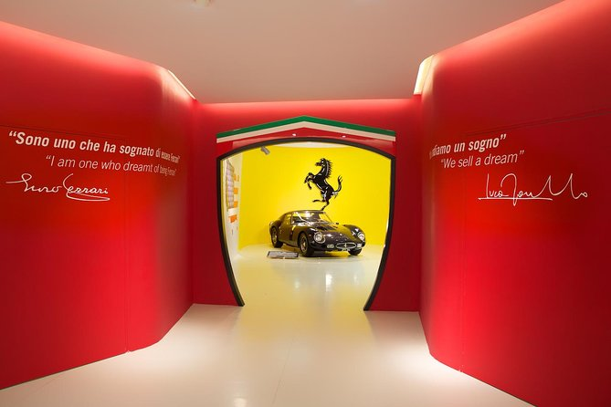 Day Tour From Milan To Maranello With Test Drive Ferrari