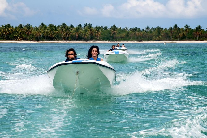 Speed Boats Experience Half Day