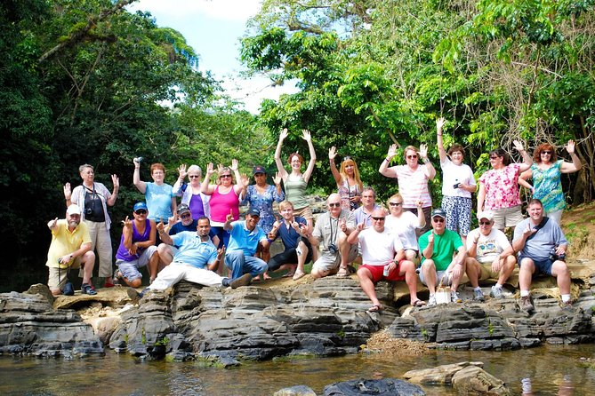 Private Full Day Cultural Safari Tour from Punta Cana