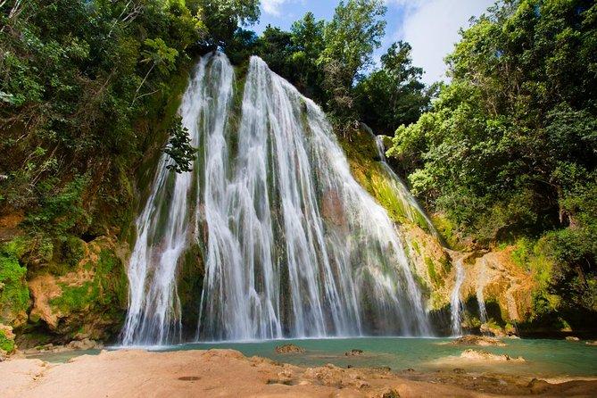 Samana Waterfall By Bus From Punta Cana