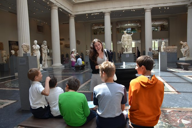 Skip the Line Private Family Tour at Metropolitan Museum of Art Ticket
