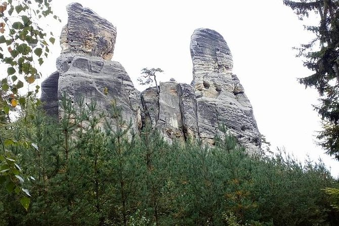 8 hours Bohemian Paradise Private tour by car
