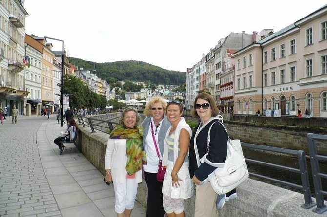 9 hours Karlovy Vary-Spa Town Private Tour by car