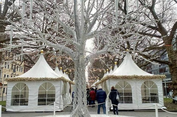 8 hours Dresden Private Christmas Market Tour from Prague
