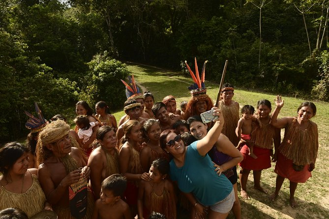 3-Day All Inclusive Guided Jungle Tour from Iquitos at Maniti Eco-Lodge
