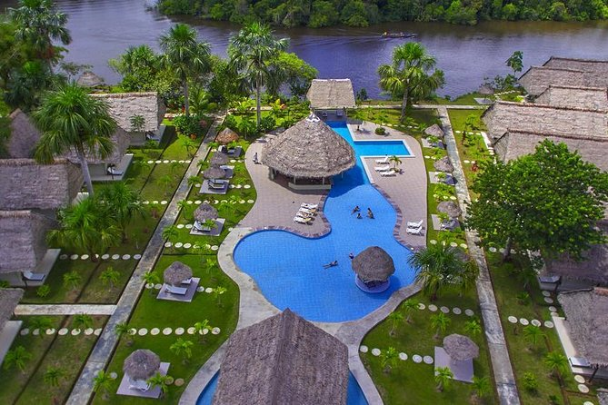 3-Day All Inclusive Guided Jungle Tour from Iquitos at Irapay Luxury Resort