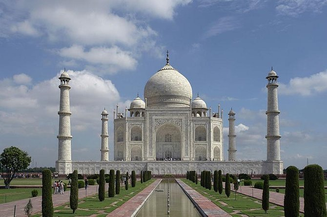 Private Taj Mahal Tour By Fastest Train Gatiman Express