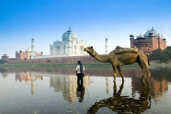 2-Day Delhi and Agra Excursion with Taj Mahal Sunrise Tour