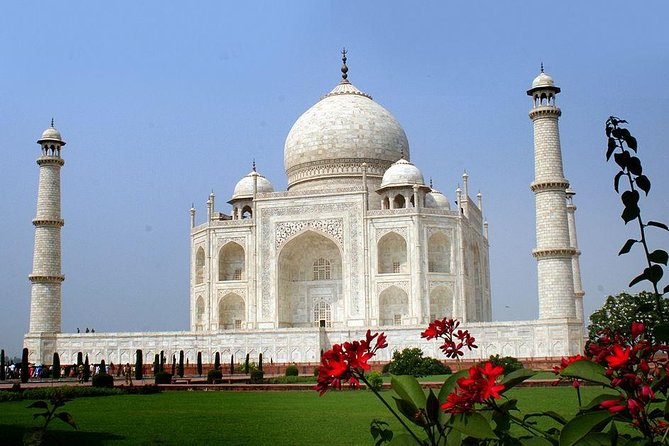 Private Taj Mahal Day Trip By Train By Train With Meals