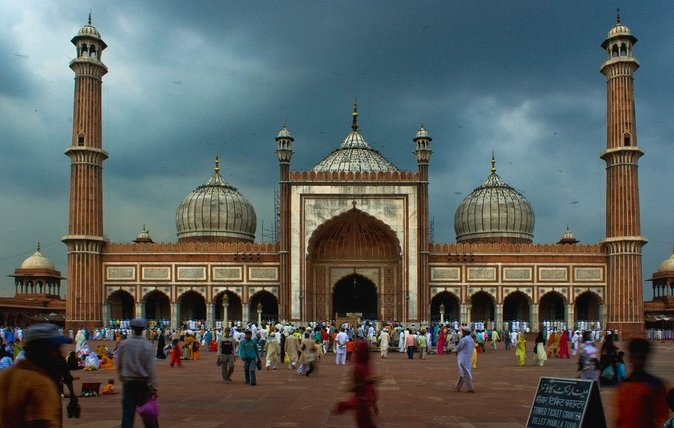 4 Days Luxury Golden Triangle Tour To Agra, Fatehpur-sikhri & Jaipur From Delhi