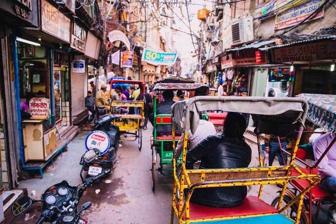 Private Old and New Delhi City Tour (8-hours) photo 6