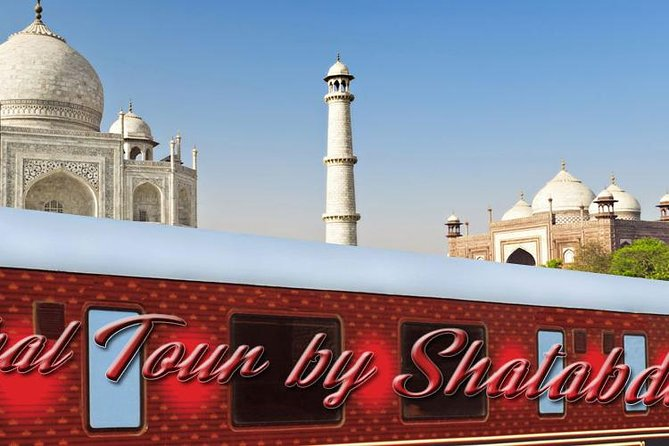 Taj Mahal Tour By Shatabdi Express Train
