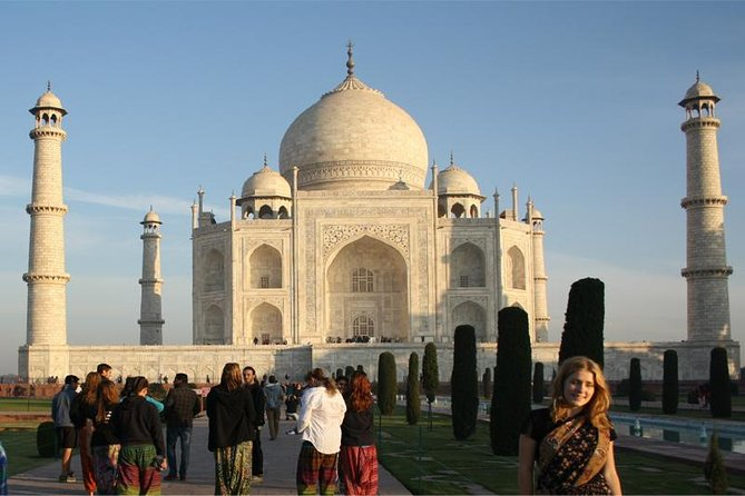 Golden Triangle 2-Day Tour by Train from Delhi photo 2