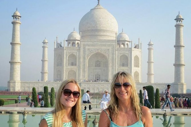 Same Day Taj Mahal Day Trip from New Delhi