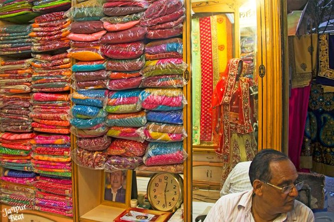 Private Jaipur Full-Day Shopping Tour photo 3