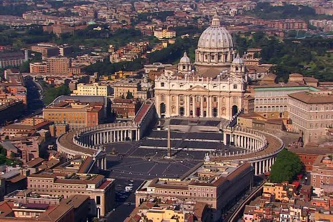 Small-group Vatican and Colosseum tour with early entrance and access to Arena