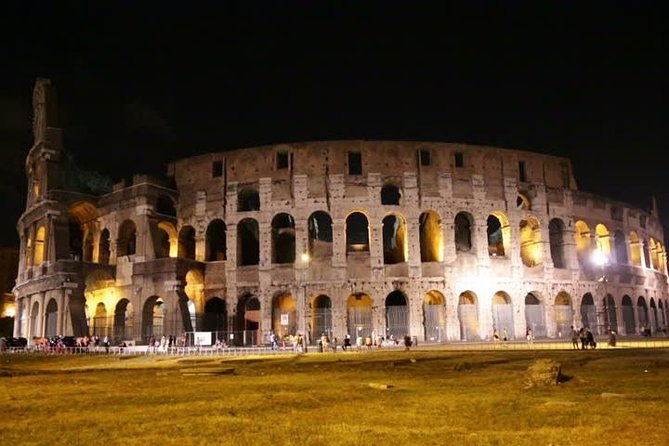 Colosseum at Night After-Hours Tour