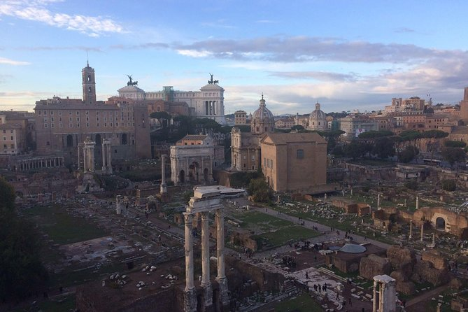 Audiovisual Kids Private Colosseum Tour