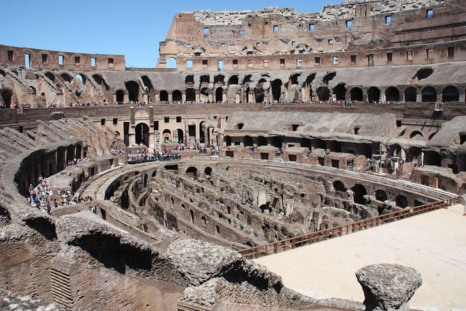 1.5 Hour Colosseum Express Tour with Arena Stage Visit