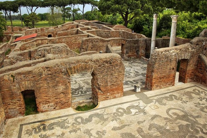 Ancient Ostia private walking Tour