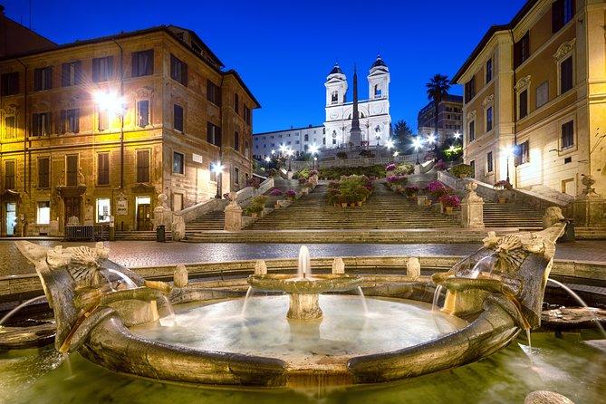 Bernini and Caravaggio Private Baroque Walking Tour