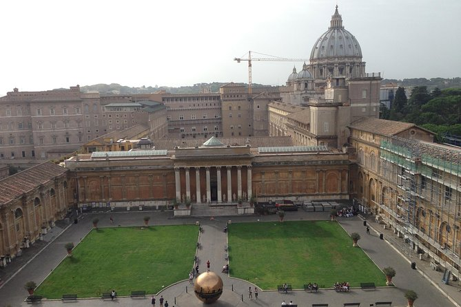 In-Depth Private Vatican Tour: Discover the Magic of the Museums and Much More