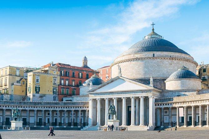 A taste of Naples: Archaeological Museum and Sfogliatella