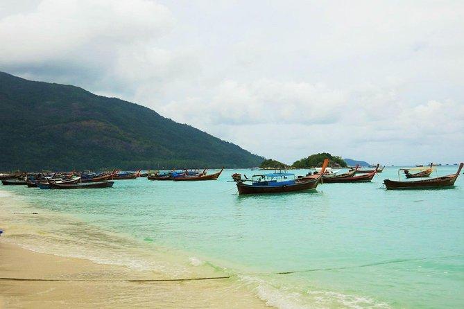 Koh Lipe Island Exploration Tour from Langkawi