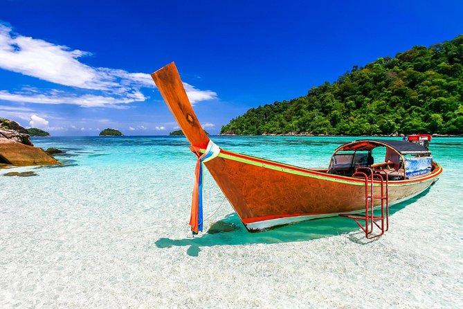Koh Lipe Island Snorkeling Tour from Langkawi
