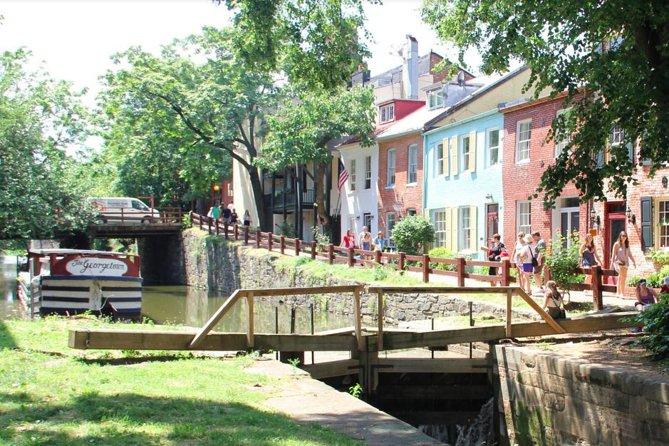 Historic Georgetown Walking Tour