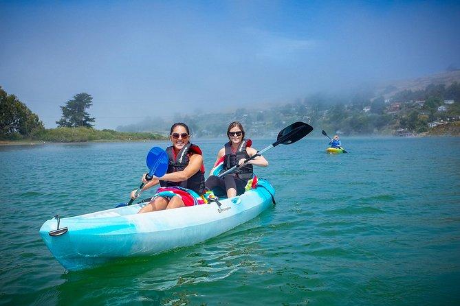 Russian River Kayak Tour at the Beautiful Sonoma Coast