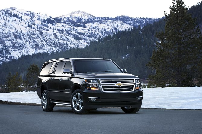 Luxury SUV Transportation: Denver Airport to or from Ski Resorts Breckenridge Vail or Aspen