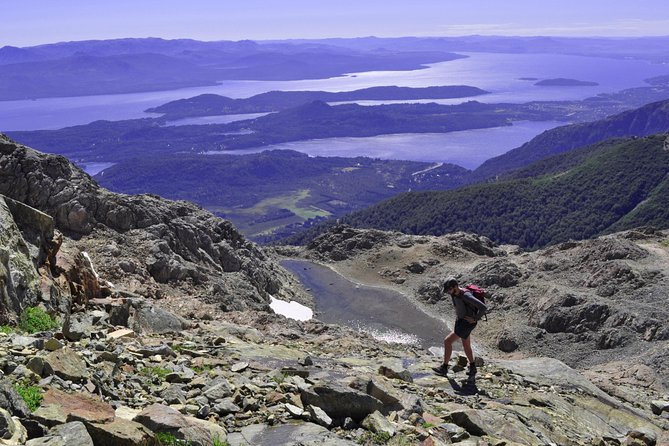 Escalada particular até Cerro Lopez saindo de Bariloche
