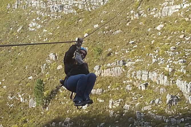 Zipline Canopy Day Tour Including Private Hotel pickup and dropoff
