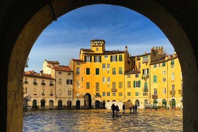 Your Lucca Walking Tour
