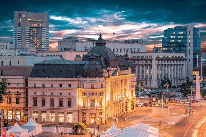 Private Classic Bucharest Day Trip