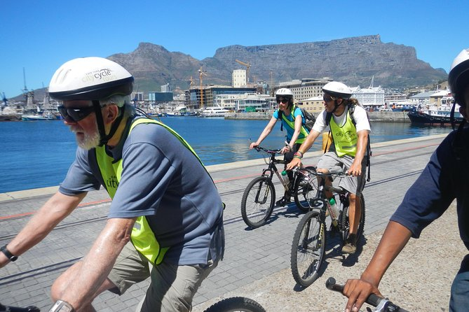 4-Hour PRIVATE Cape Town City Cycle Tour
