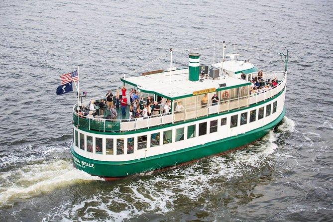 Charleston Harbor History Tour