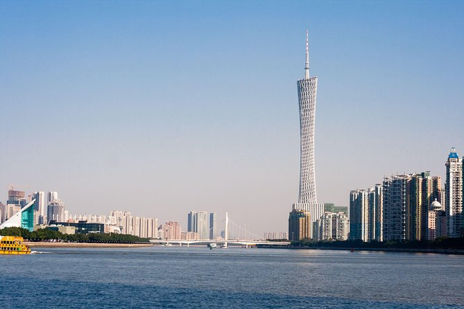 Guangzhou Private Tour: Canton Tower and Qianping Market photo 1