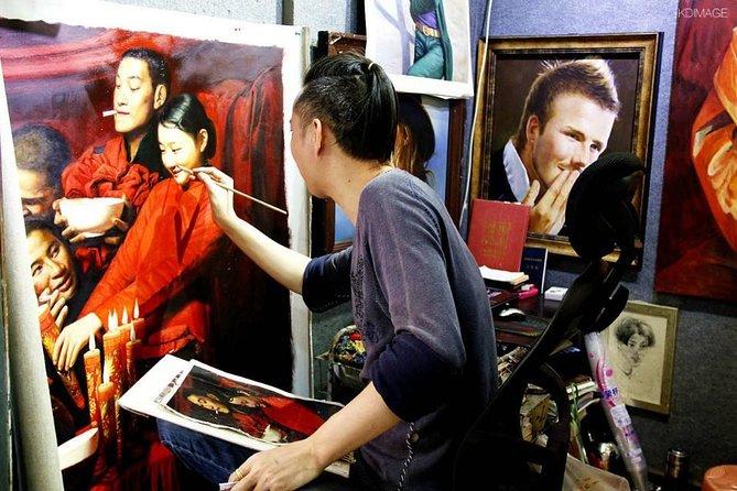 Shenzhen Dafen Oil Painting Village