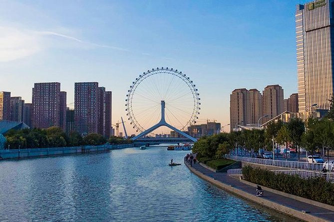 Full Day Tianjin City Private Tour From Beijing By Private Car