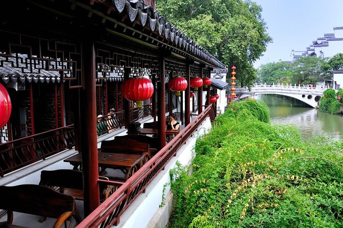 All Inclusive Private Nanjing Classic Day Tour with Qinhuai River Boat Ride