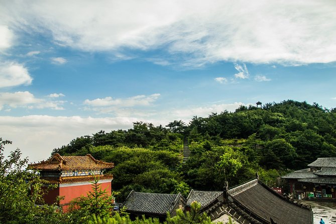 Private Jinan Day Tour to Mount Tai with Lunch