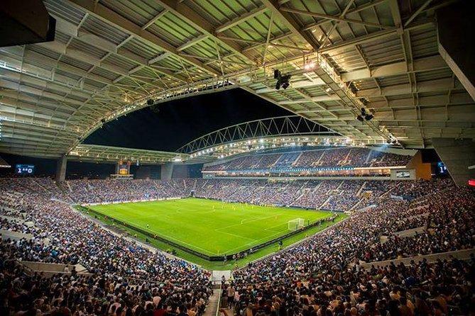 Fantastic Soccer Tour with Dragon and Bessa Stadium (FCPorto and Boa Vista FC)