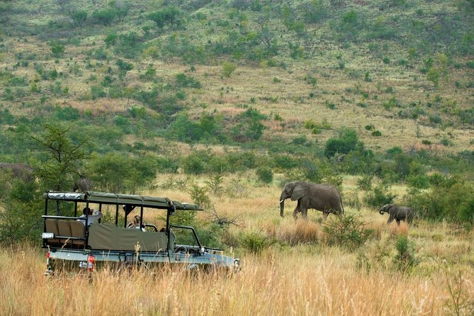 2 Nights Safari-KwaMaritane Bush Lodge Safaris form Johannesberg or Pretoria