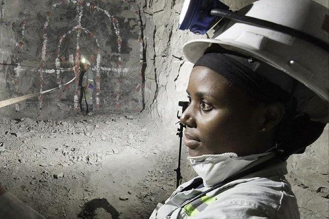 Cullinan Diamond Mine Tour - Underground tour